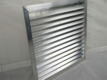 Weather Louvre Grille 250 x 250mm