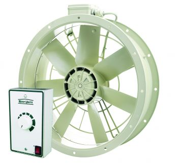 Vent Axia Roof Units ESC Short Case Axial Fan 315mm + SP5001 Speed Controller