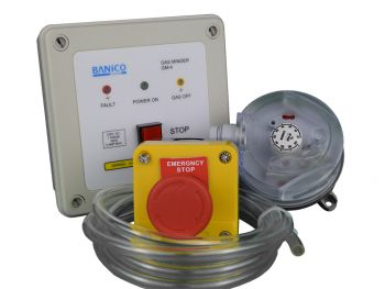 Banico Gas Minder System ISP-3