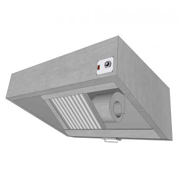 QuickVent Canopy System 1000x1200mm