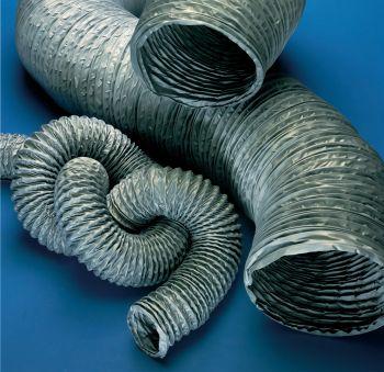 PVC Flexible Ducting 100mm