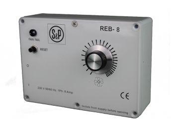 S&P REB-8 Fan Speed Controller