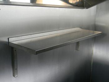 Stainless Steel Shelf 1500x300mm
