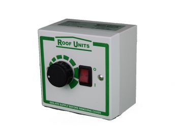 Vent Axia Roof Units SP5001 Speed Controller