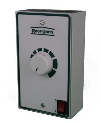 Vent Axia Roof Units SP5025 Speed Controller