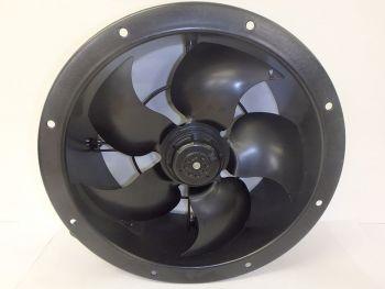 S&P Short Case Axial Fan 315mm