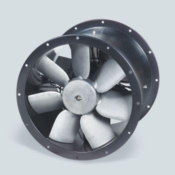 S&P Contrafoil Turbo Prop Twin Axial Fan 450mm