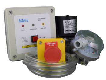 Banico Gas Interlock System 1/2
