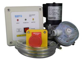 Banico Gas Interlock System 3/4