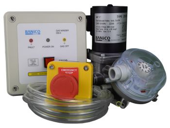 Banico Gas Interlock System 1