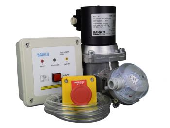 Banico Gas Interlock System 1-1/2