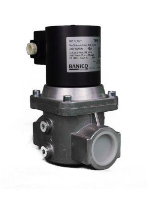 Banico Gas interlock Solenoid Valve 1-1/2